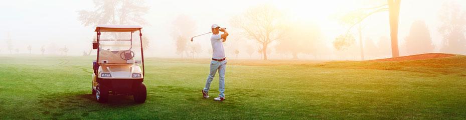 Trouvez la location de vos rêves à côté d'un golf